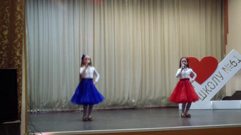 Дарья и Виктория Глуховы