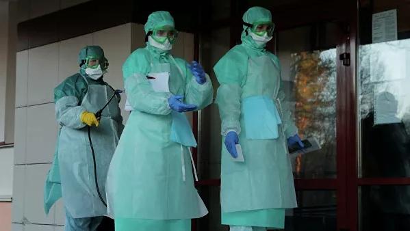 Белоруссия попросила Евросоюз о помощи в борьбе с коронавирусом