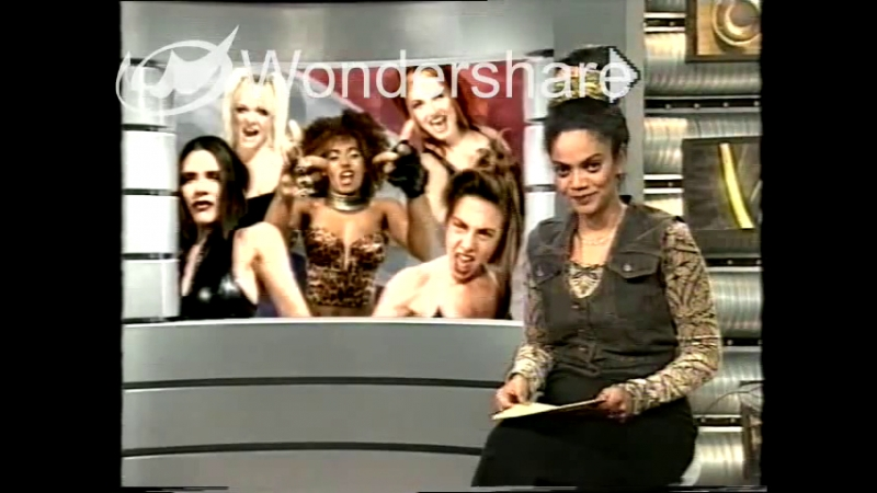 Spice Girls - Spiceworld Tour Report Interview - Arnhem 29.03.1998