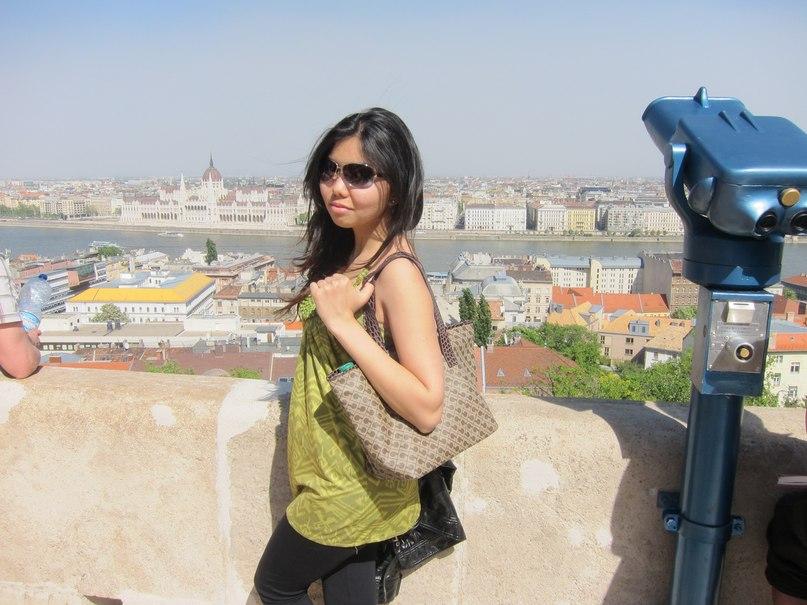Aigerim Imangaziyeva   Budapest