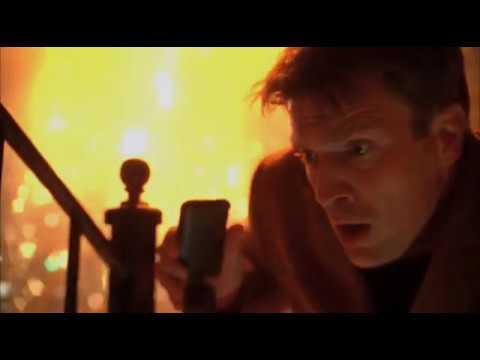 Касл Castle 2x17 Взрыв квартиры Беккет