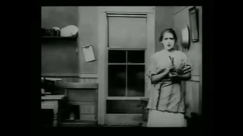 Деревенская простушка домработница An Arcadian Maid 1910 Русские субтитры