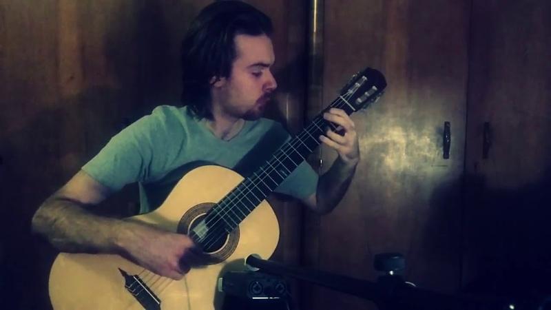 Microtonal Guitar Cover Taksim Dream by Dzambo Agusev Orchestra