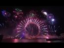 Новогодний фейерверк в Лондоне 2018 / London New Year's Fireworks 2018 HD 1080p 50 fps 25 mb/s