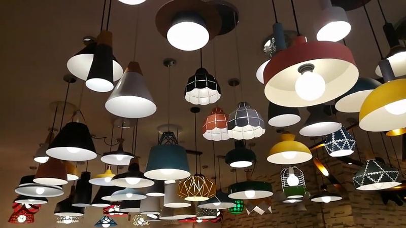 Maso Lighting Showroom Real Video Show