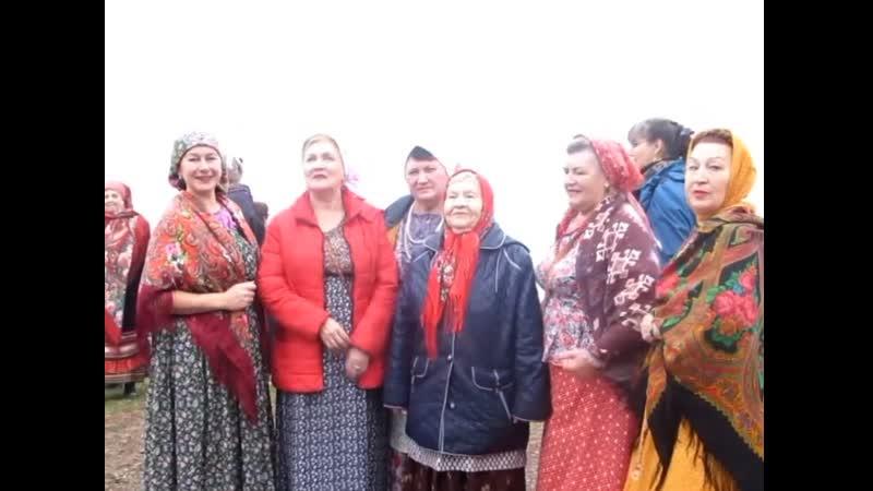 На III Межрегиональном фестивале лаборатории русского фольклора Народный календарь 21 23 9 2018