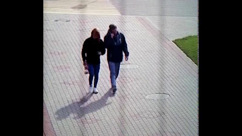 Солигорским РОВД отделом уголовного розыска устанавливается личность пары