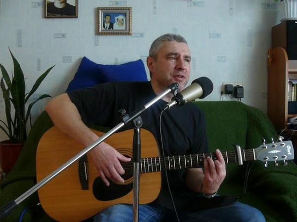 Берега Александр Малинин кавер под гитару