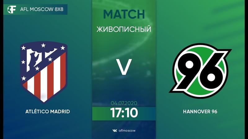 AFL20. Euroleague A1. Day 2. Atlético Madrid - Hannover 96.