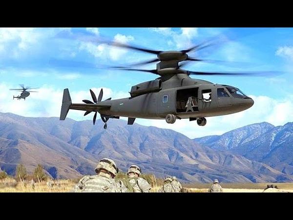 Сикорский против МИ 35 П Самые быстрые в мире вертушки Но кто быстрее