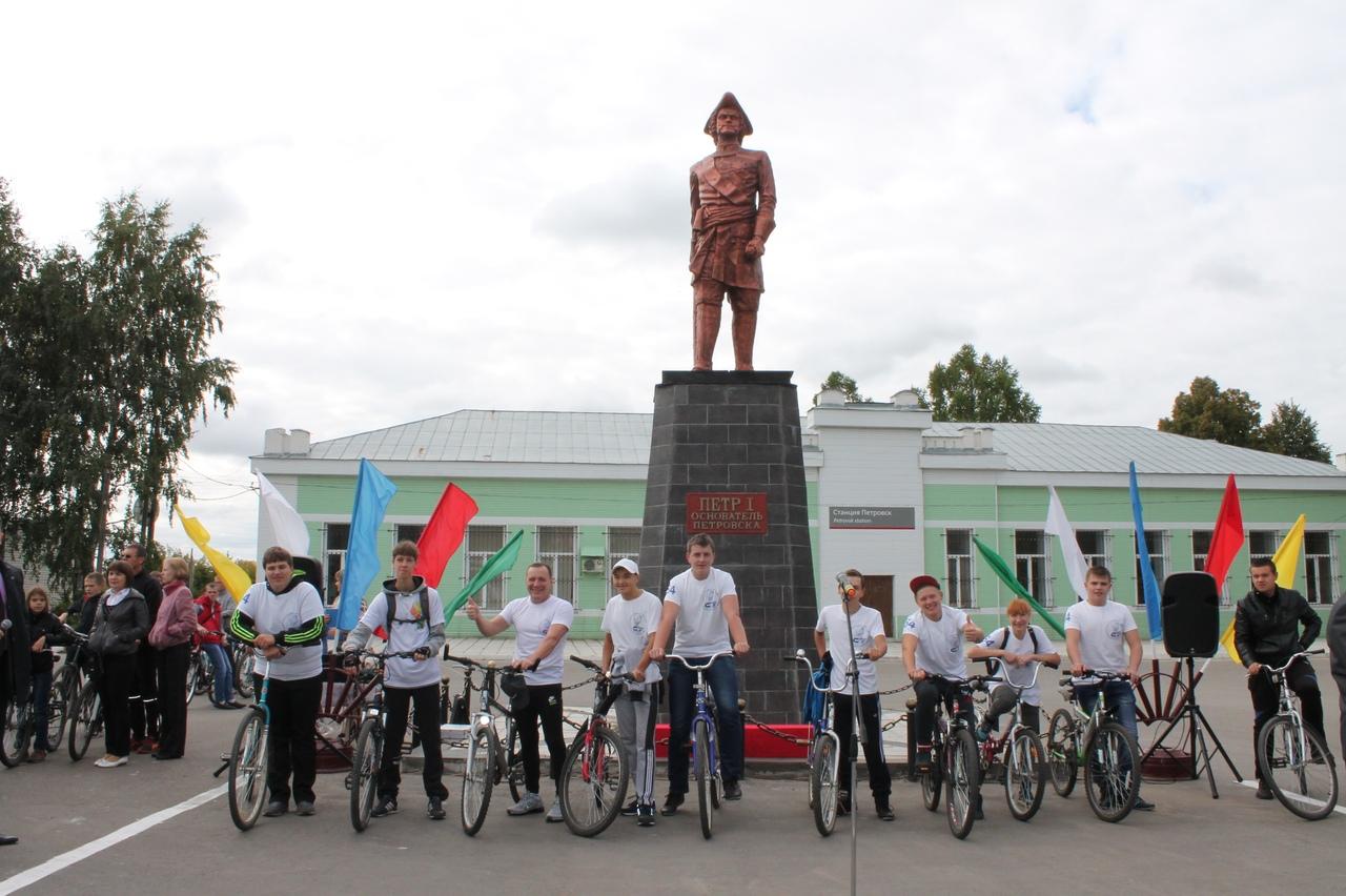 Сегодня велосипедисты отмечают праздник - Всемирный день велосипеда