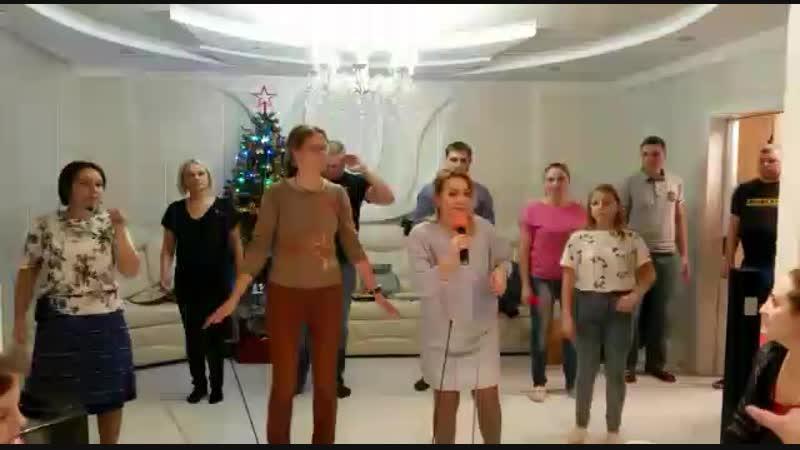 Репетиции новый 2018 год