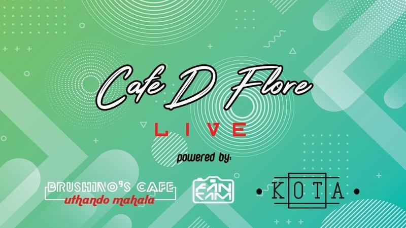 King Schwarz Deep House DJ Set on Café D'Floré LIVE @ Brushino's Café S1E20