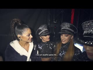Documental Quiero Volver Tour, Capitulo 2: Europa // перевод от МСД