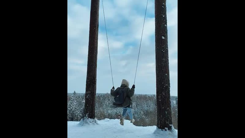 Качели в Ленинградской области