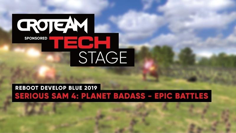 WIP ADDITIONAL FOOTAGE Serious Sam 4 Planet Badass Epic Battles
