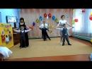 Танец с воспитателями Голуби Постановка Виктории Любавиной