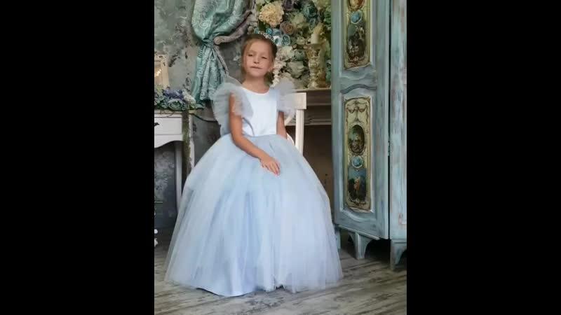 Сегодня в Краснодаре прошли невероятные сказочные съемки ⠀⠀Проект Princess в чудесном вин mp4