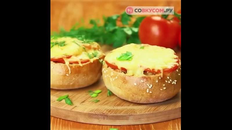 Фаршированные булочки - Рецепты от Со Вкусом