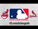 Cleveland Indians vs St. Louis Cardinals | 26.06.2018 | IL | MLB 2018 (2/3)