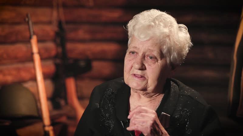 Они наставили автомат на меня и папу воспоминания труженицы тыла Зинаиды Недвижаевой