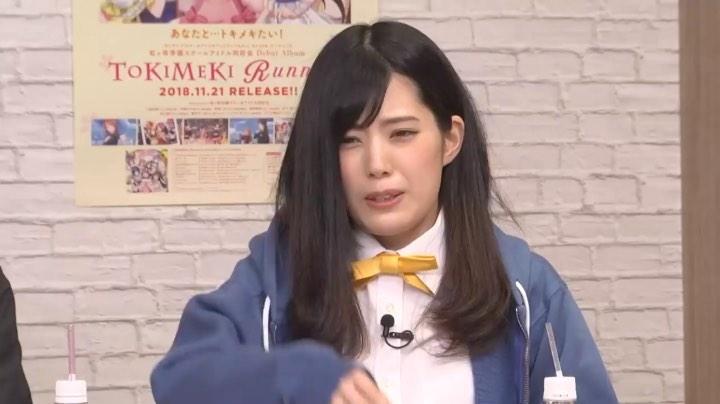 """♡バケ翁♡ ♡grassfedmaki♡ on Instagram: """"Tanaka is literally the entire Love Live community when they saw the Rina scan 😭💜 I'm starting to like PDP, Tan..."""