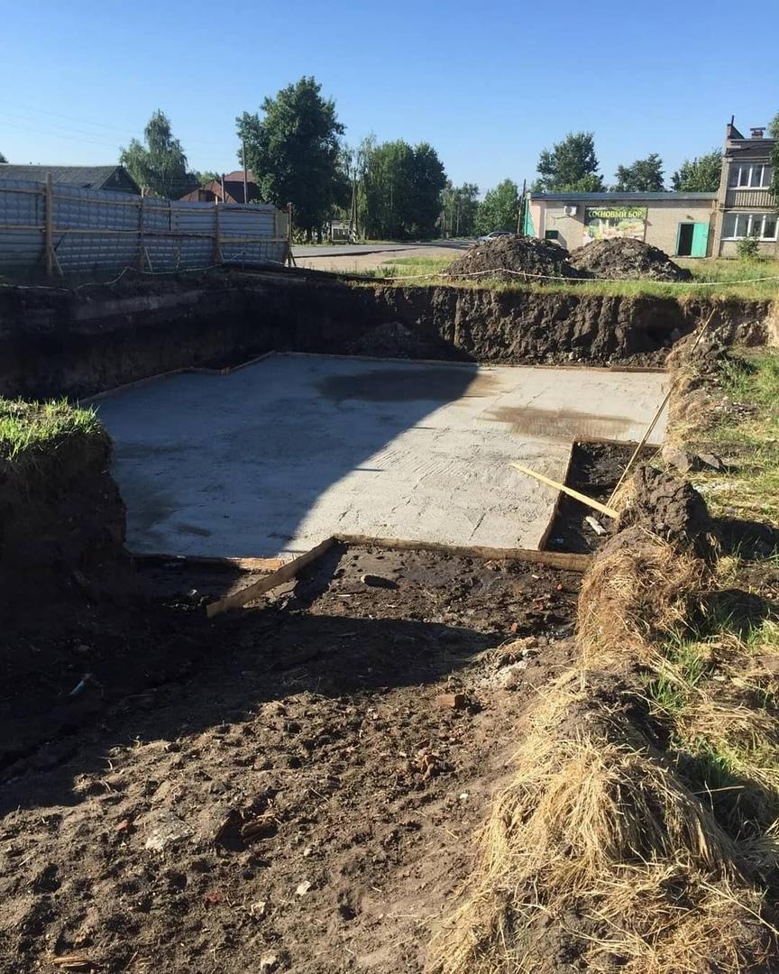 В Петровске начинается строительство девятиквартирного дома для детей-сирот