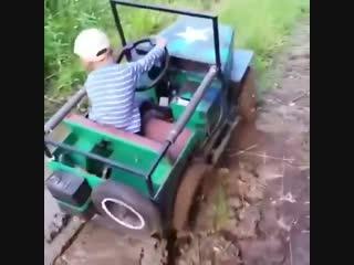 Мне бы такой аппарат в детстве