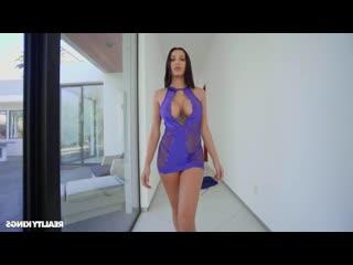 красивое нежное порно с Azul Hermosa, Zac Wild. минет кунилингус нежный секс большие сиськи сперма в рот