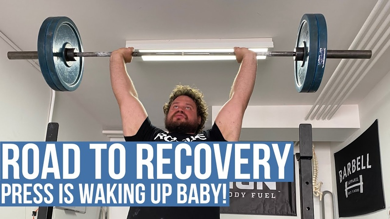 My Overheard Routine To Help Me Increase Mobility and Stability