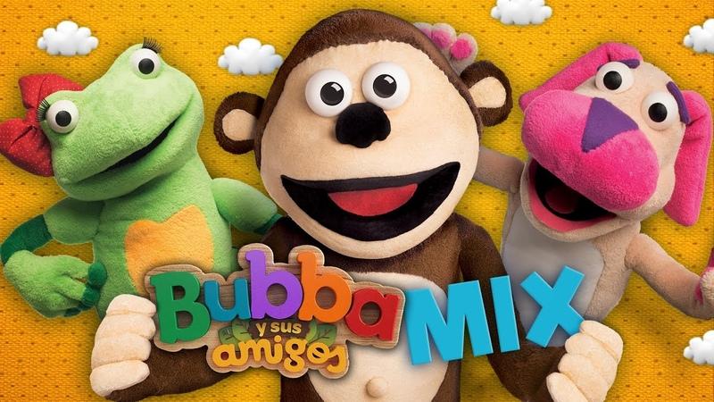 MIX 1 Videos enganchados Mono Bubba y sus amigos Videos infantiles