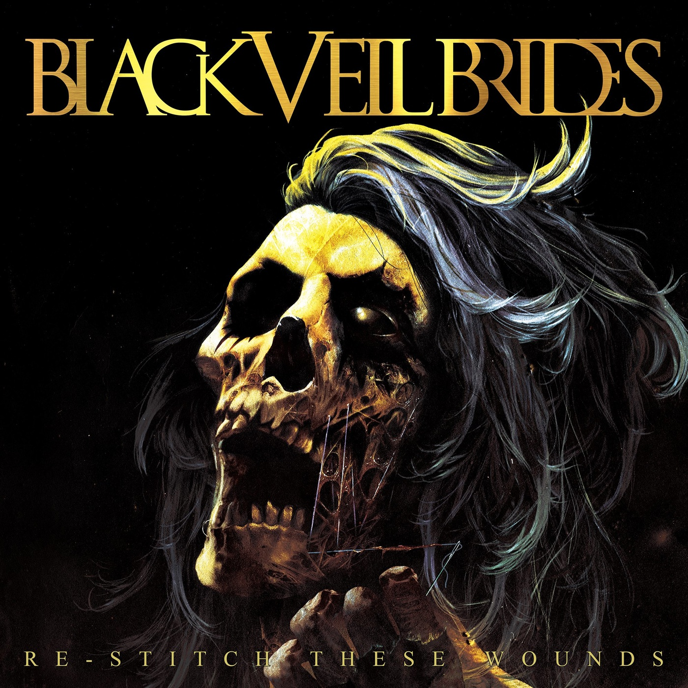 Black Veil Brides - Re-Stitch This Wounds (2020)