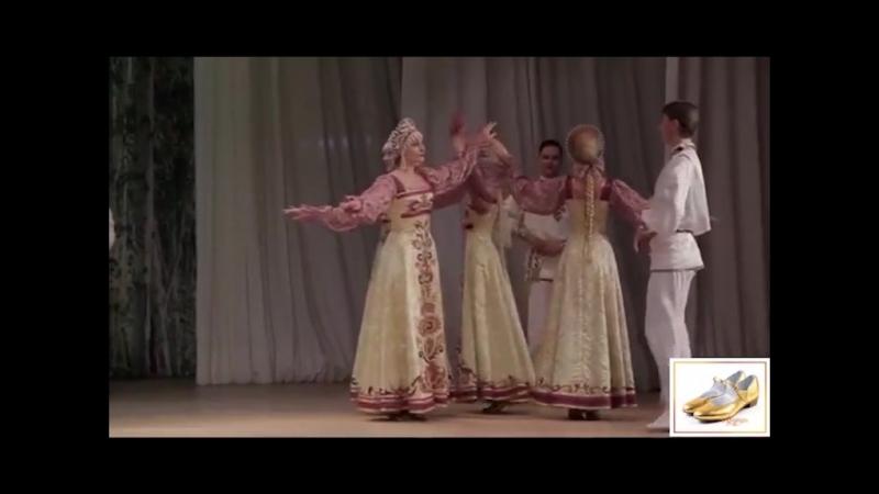 5. Ансамбль танца Сибири им Годенко Сибирский лирический танец (convm)