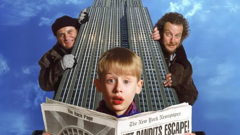 Один дома 2 Затерянный в Нью-Йорке Жанр комедия, приключения, семейный
