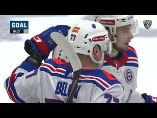 Первый гол Никиты Чибрикова