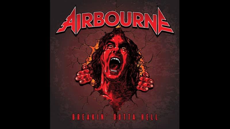 Airbourne Breakin Outta Hell Amsterdam 15 Nov 2016