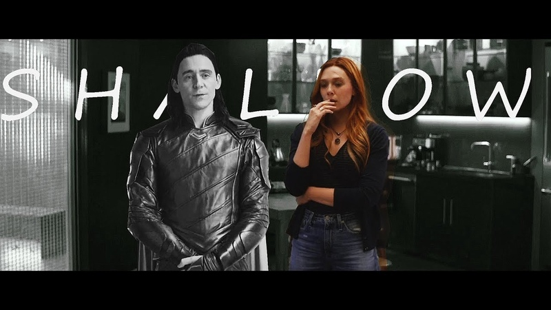 God of mischief and scarlet witch shallow