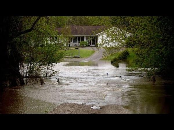 Midwestern United States Flood Dam failure Edenville Dam Midland County Edenville Dam Tridge