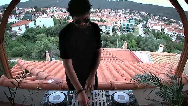 Paul Anthonee Xenia Rooftop Live Sessions
