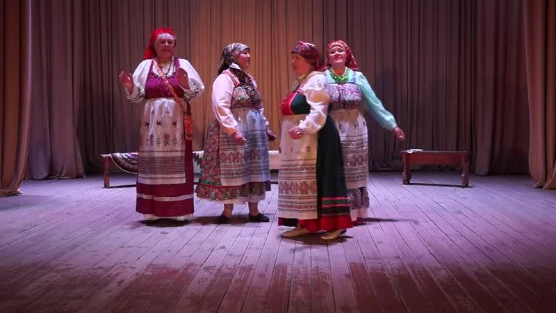 «Вячор, девки» - Вокальная студия «БRUSSНИКА», ансамбль «Маков цвет»