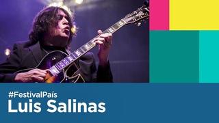 Luis Salinas en Cosqun 2020 Festival Pas