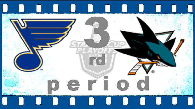 79. NHL. STANLEY CUP. PLAYOFFS 2019. 1 2 FINALS. GAME 5. MAY 19 2019. ST. LOUIS BLUES ― SAN JOSE SHARKS