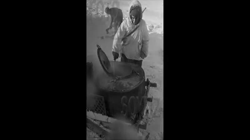 Фильм Дорогами памяти Военно-полевая кухня