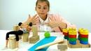Мультики для девочек Барби в тренажерном зале Видео про кукол