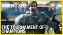 Rainbow Six Siege: The Tournament of Champions - Six Invitational 2020   Ubisoft [NA]