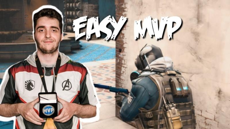 CS:GO NAF ace vs FaZe Blast Pro Series Los-Angeles 2019