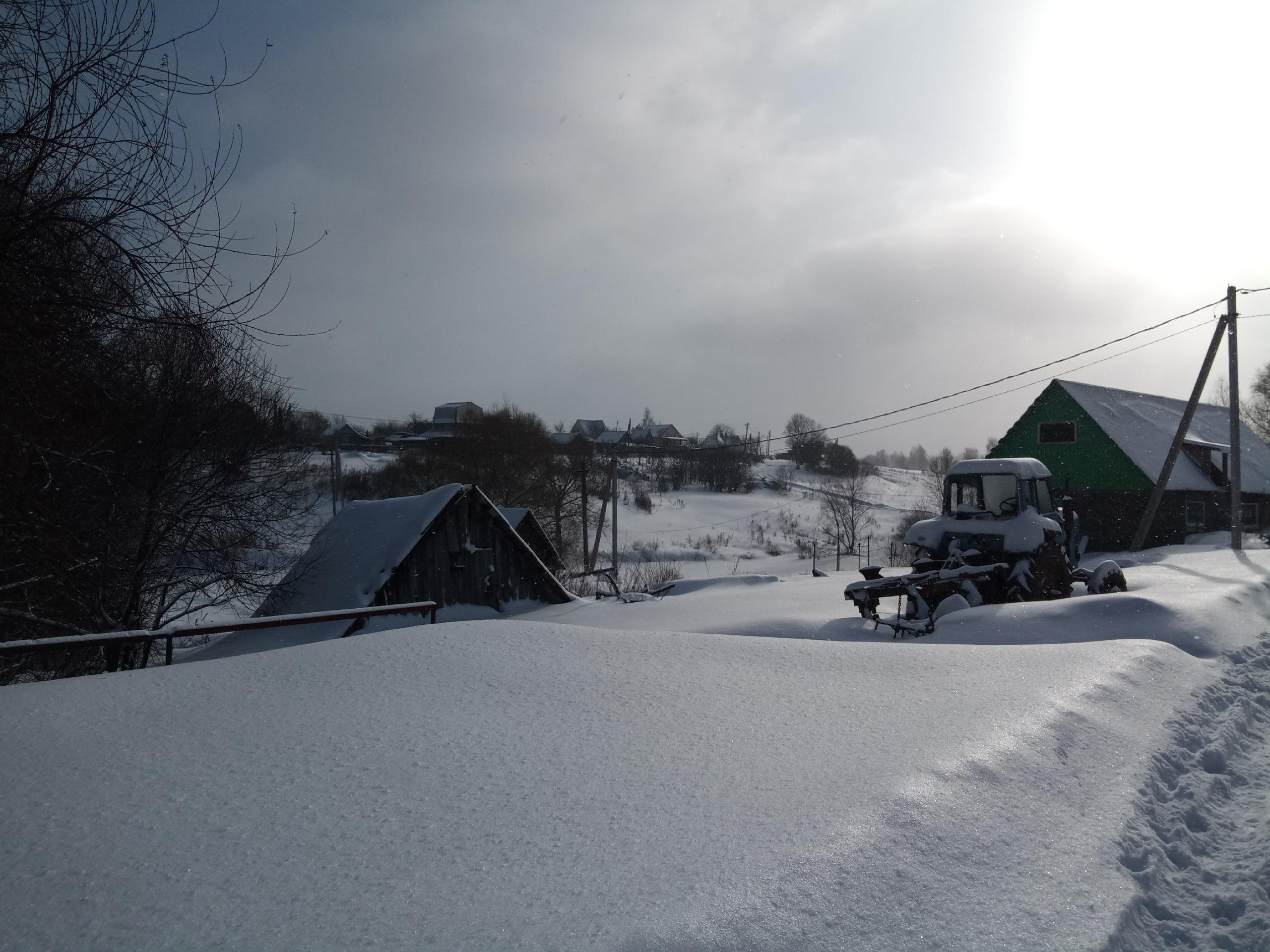 Самый Юг МО, деревня Зайцево