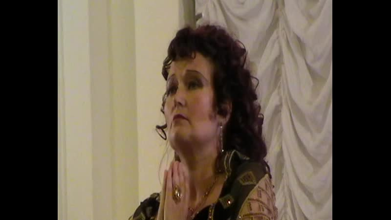 Видео Вивальди - Ария Ирины из оперы Баязет смотреть онлайн