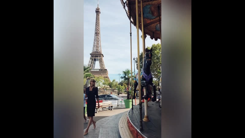 Эйфелева башня Париж🤩