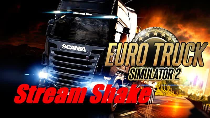 Euro Truck Simulator 2 4k 2160p60fps PC Новогодний Рейс с 2019 в 2020 Новогодний Дед 62